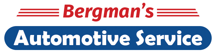 Bergman's Automotive Service Logo
